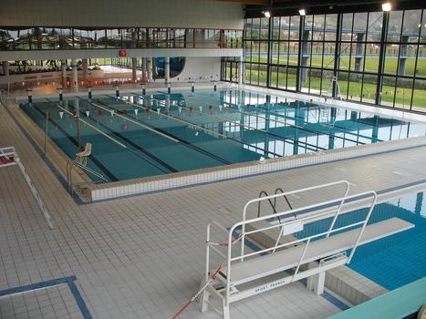 Espace aquatique de la cit de l 39 eau publier en haute for Piscine amphion